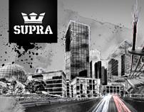 Supra Shoes - Vaider