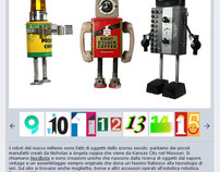 Xmas Calendar Numbers for atcasa.corriere.it