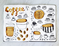 Coffee Sketches