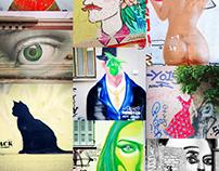 Τοιχογραφίες τής Αθήνας 🖌️ - Athens Wall Design 🖌️