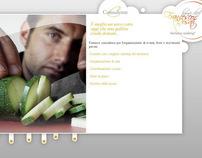 Francesco Rosati Chef. Identity+Web Site