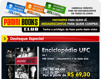 UFC - Panini Books Club