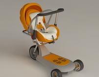 Mutifunction Stroller