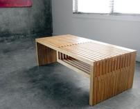 Dundee Coffee Table