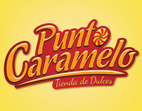 Punto Caramelo | Branding