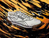 REEBOK - Limited Edition Prints