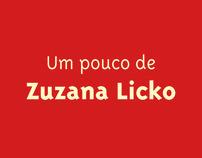 Livro sobre Zuzana Licko