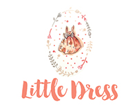 Little Dress- For sale! www.One-Giraphe.com