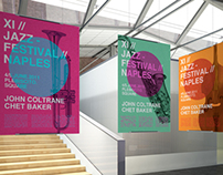 Jazz Festival - Posters