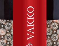 VAKKO   New identity