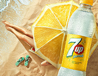 7UP Summer | BBDO Chile