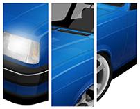 Chevrolet Chevette 1993