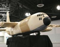 C-130 Model Plane