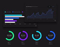Concierge | Associate Dashboard Carbon Theme