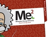 Me2 Milwaukee Energy Efficiency - Branding/Marketing