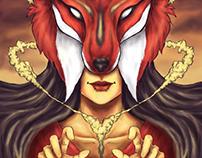 "Illustration: ""Soul of Fox"""