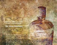 Bulleit Bourbon Campaign