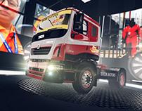 Tata T1 Prima Truck Racing Championship Opener