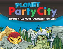 Planet Party City