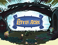 The Little Acre: Cover Art