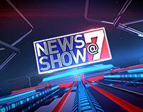 News Show @ 7 Title