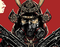 Post Apocalyptic Samurai