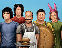 Meet the Belchers