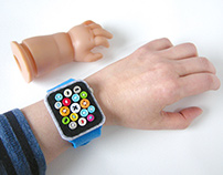 (Super Low-Tech) Apple Watch