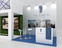 Stand conceptual The Towers 50° Street