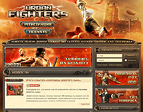 Urban Fighters Game Portal