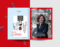 OfU Magazine & Annual report '16