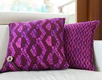 Textile design for Cillian Johnston