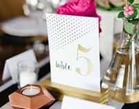 Jess & Rhys's Wedding Stationery