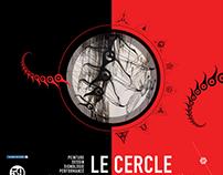 LE CERCLE show, 59 Rivoli, Paris 2016
