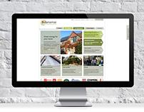 Solarsense website