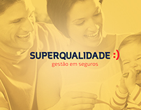 Superqualidade Rebrand