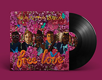 "Fantasma ""Free Love"" Cover Art"