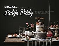 Profoto Food Photography Workshop 2019 in Taiwan