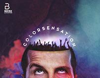 COLORSENSATION Poster