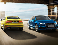 New Audi A3 & S3
