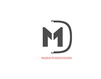 Die Marktforschung Logodesign