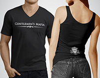 Gentlemen's Mafia T-shirts