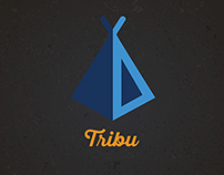 Tribu / design de service, interface web