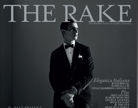 Colaboración para The Rake - editorial Enquires