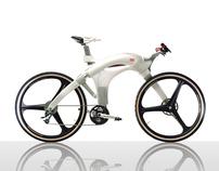 Fuel cell power bike