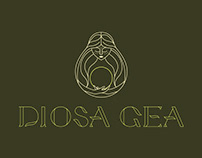 Diosa Gea | Branding - Aguacates