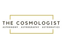 The cosmologist - Logo