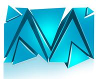 "My logo "" be simple like triangle """