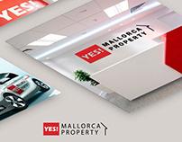 Branding Mallorca Property / brandbook / graphic design