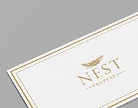 Nest Property Branding